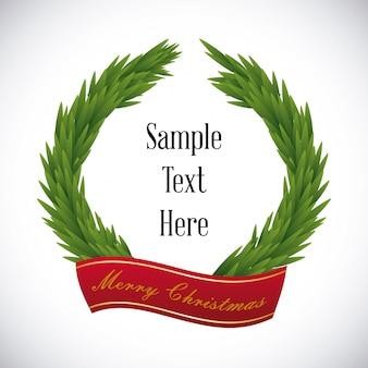 Рождественский дизайн