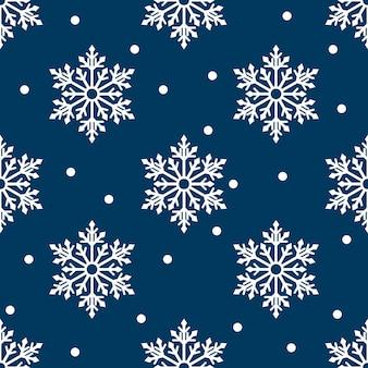 Christmas elemenys seamless pattern.