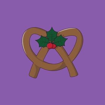 クリスマス要素アイコン