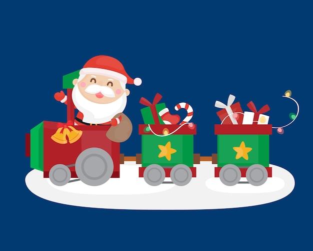 크리스마스 축제 그림