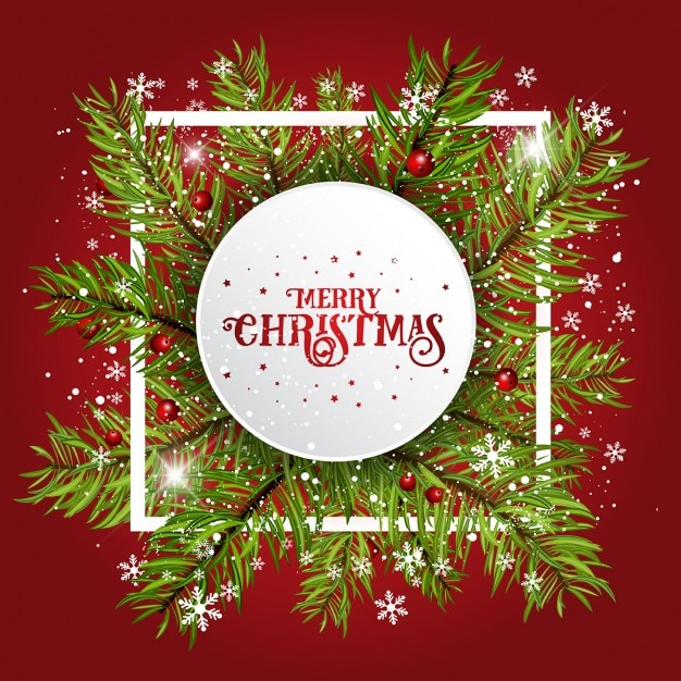 Free Christmas Frame Red Background Svg Dxf Eps Png Apple Cut Vectors Photos And Psd Files Free Download