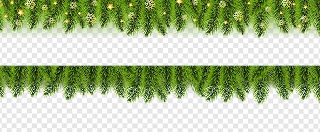 Christmas garland set