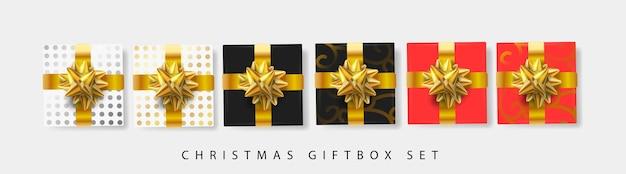 크리스마스 gifbox 설정 배너