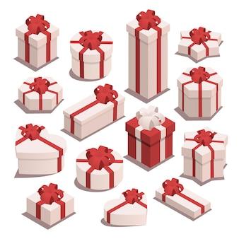 Подарки на рождество.