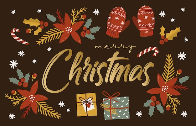 Рождественское поздравление.