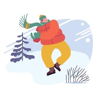クリスマスホリデーアクティビティ、冬季休暇。