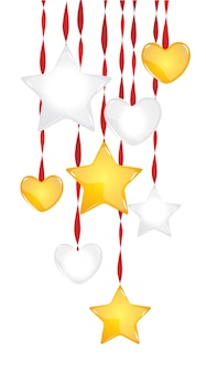 Christmas holidays decorations