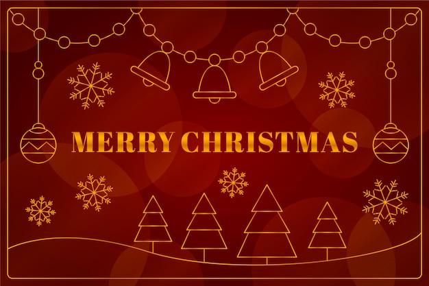 Рождество в стиле структуры фона