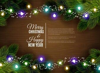Brown And Gold Christmas Tree