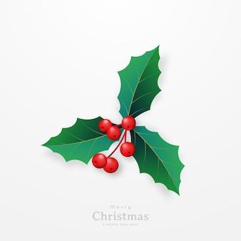 Christmas and new year celebration symbol.