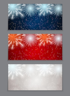Christmas and new year sale background, discount coupon template. vector illustration eps10