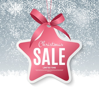 Christmas and new year sale