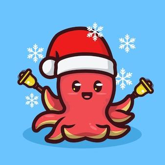 クリスマスタコ