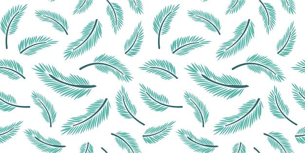 クリスマスまたは新年のシームレスなパターンまたはデジタルペーパー