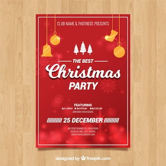 Christmas party 25th of december
