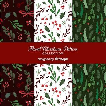 Коллекция рождественских образцов