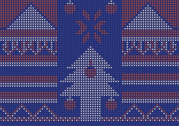 크리스마스 패턴 디자인