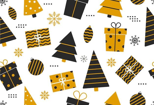 クリスマスパターン明けましておめでとうございます2022