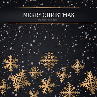 Christmas pattern, happy winter holiday tile background