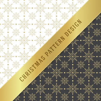 Christmas pattern  for wrapping paper and greeting card