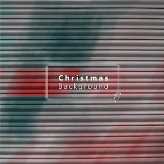 Christmas photoreal background