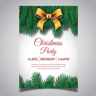 Christmas Posters Designs