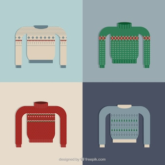 Christmas pullovers