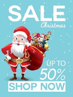 Christmas sale discount offer