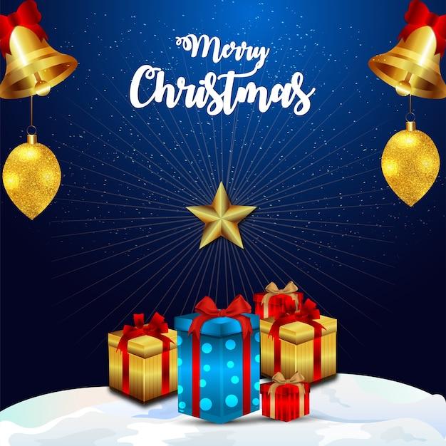 Рождественская распродажа поздравительная открытка