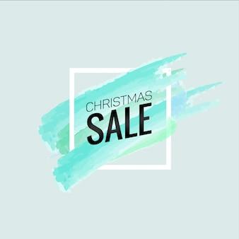 Christmas sale square brush