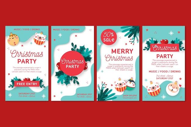 크리스마스 판매 인스 타 그램 이야기 모음
