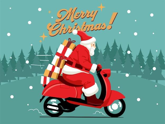 クリスマスサンタクロース