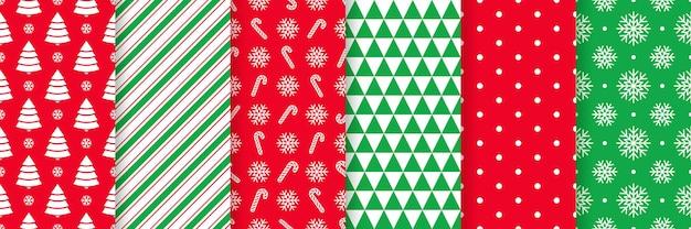 Рождественский фон. векторная иллюстрация. праздничная оберточная бумага.