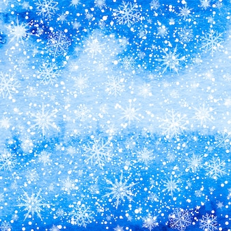 Christmas snow winter vector background