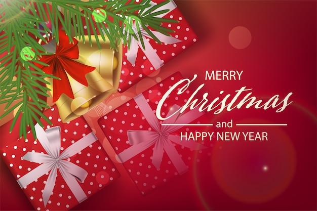 クリスマスソーシャルメディアの宣伝、プロモーション投稿テンプレート。ソーシャルメディアの投稿正方形フレーム