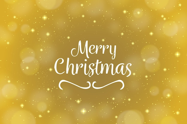 クリスマスのsprkling背景
