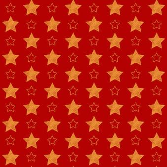 クリスマスの星の背景