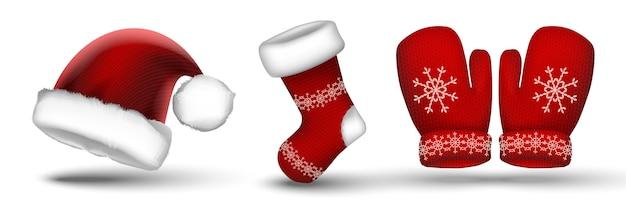 クリスマスをテーマにしたアクセサリー