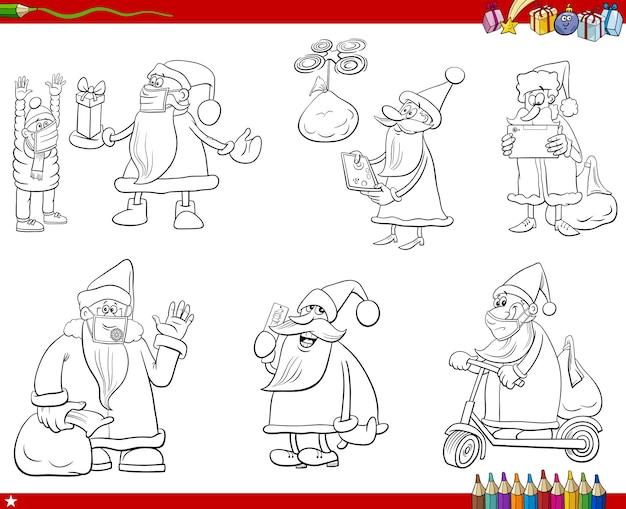 クリスマスをテーマにした漫画ゲーム