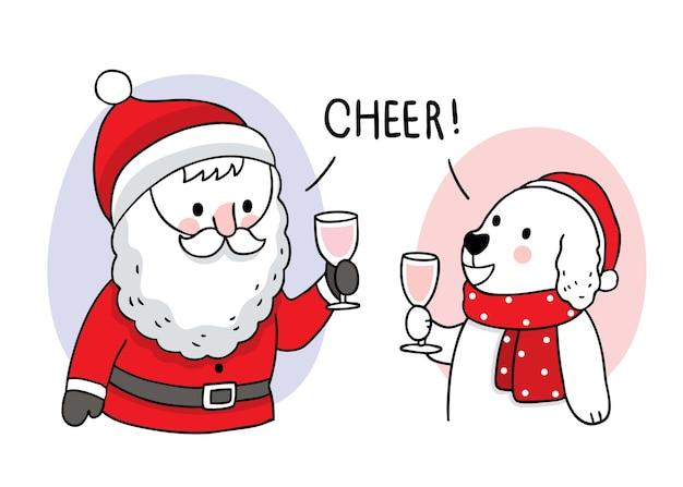 Рождественский тематический мультфильм