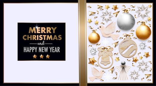 Christmas themed greeting