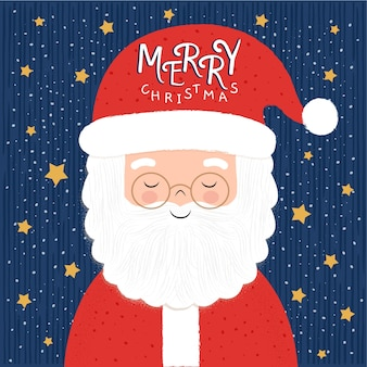Christmas themed illustration