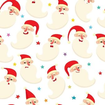 크리스마스 테마 완벽 한 패턴