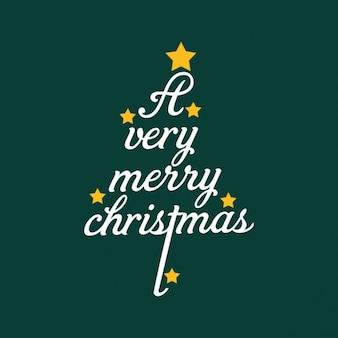 Рождественская елка надписи