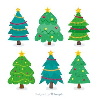 Christmas tree collection