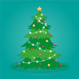 크리스마스 트리 개념