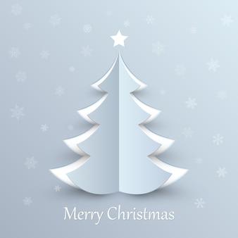 Рождественская елка праздник иллюстрации.