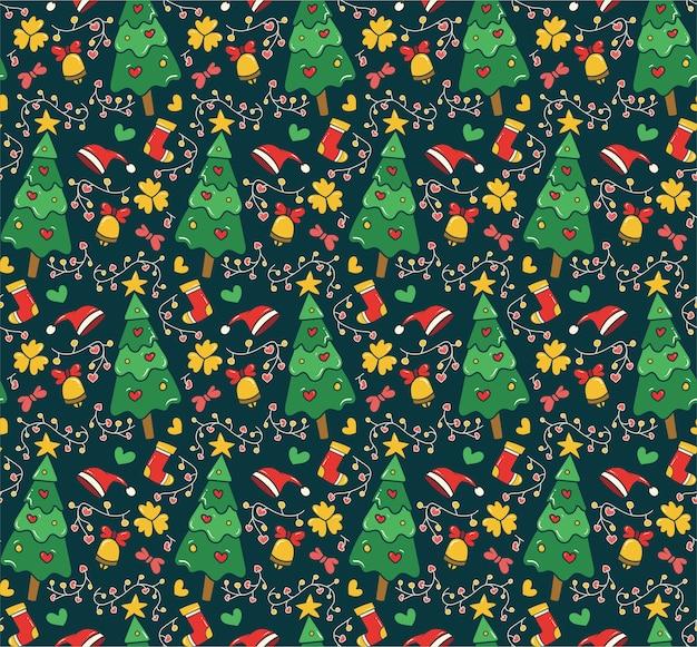 Рождественская елка шаблон