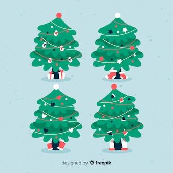 크리스마스 트리 세트