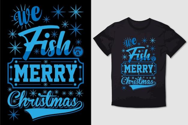 Christmas tshirt design